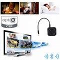 ZW-420 Apt-x Bluetooth Transmisor y Receptor de Audio con 3.5mm Estéreo Adaptador de Salida para TV iPod Mp3 Mp4 PC