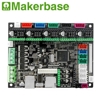 MKS ثلاثية الأبعاد لوحة الطابعة STM32 MKS روبن نانو مجلس الأجهزة مفتوحة المصدر دعم Marlin2.0 لدعم شاشة تعمل باللمس متعددة الحجم.