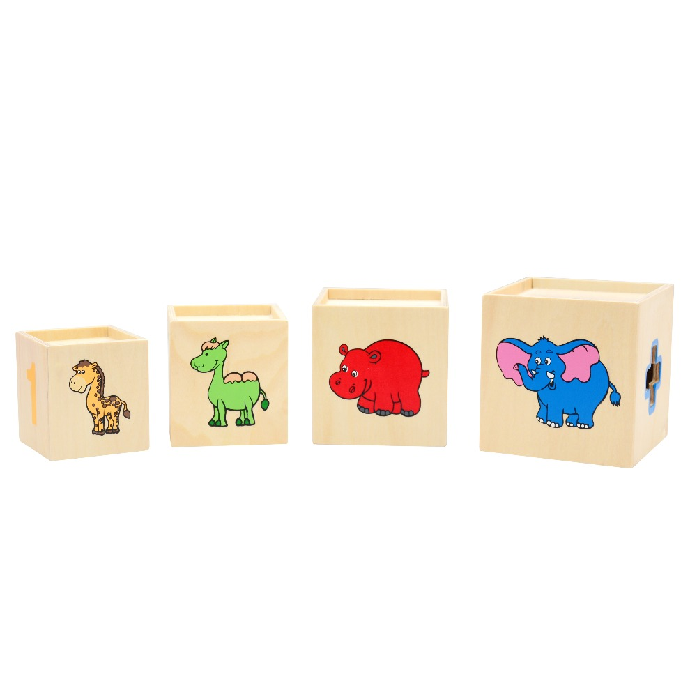 Exceptional Wooden Shape Sorter Stacking Blocks Educational Wood Baby Toys Children  Multifunction Early Learning Wooden Cube Color Learn In Blocks From Toys U0026  Hobbies ... Good Ideas