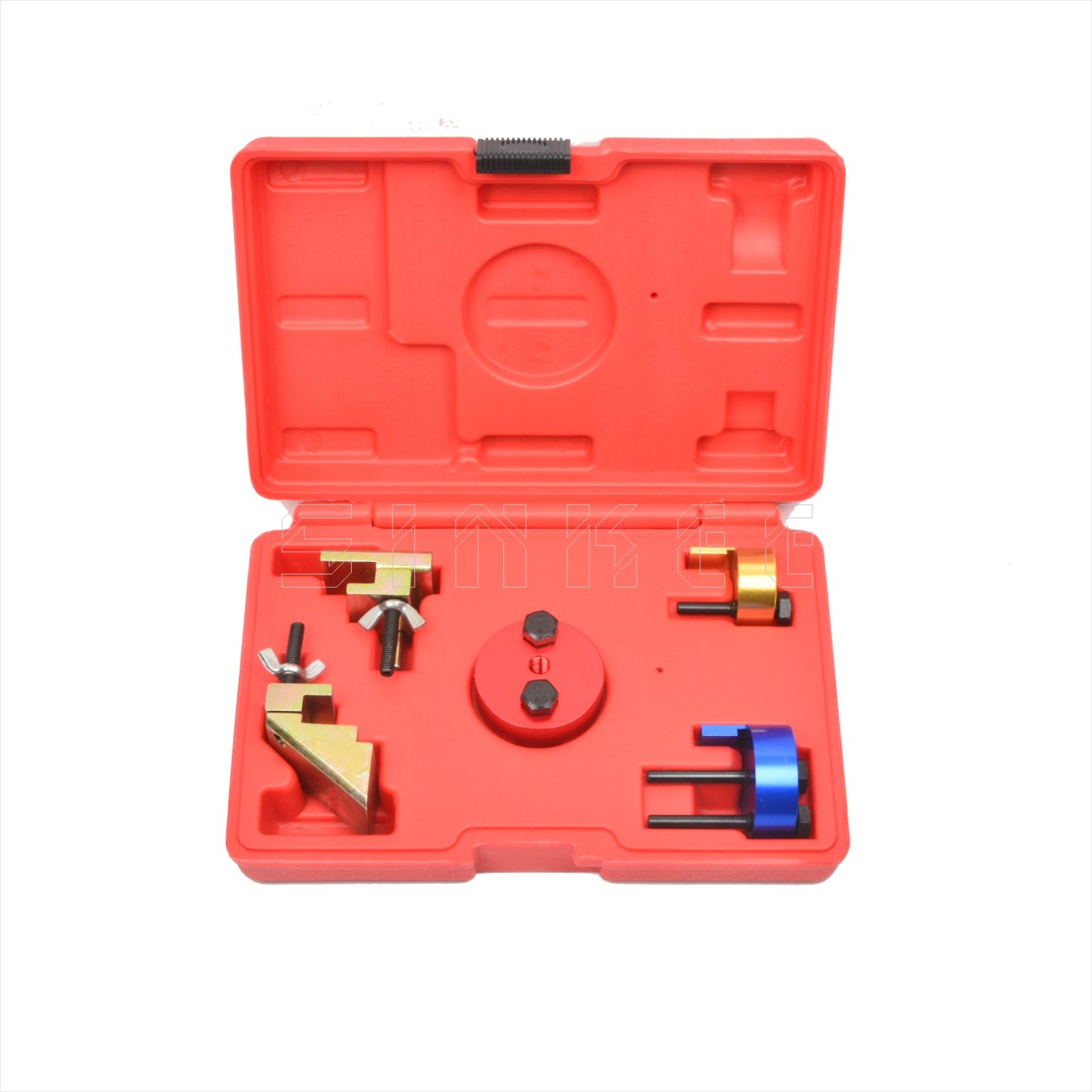 Auxiliary Elasticated Stretch Ribbed Pulley Drive Belt Removal Installation Tool