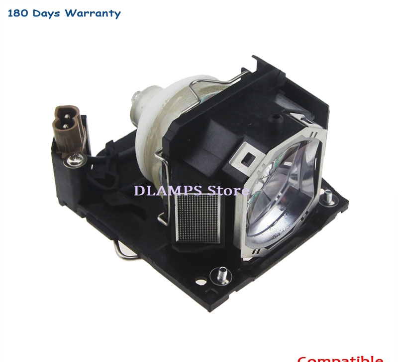 High Quality DT01141 Projector Lamp with Housing For HITACHI CP-WX8 / CP-X2520 / CP-X3020 / CP-X7 / CP-X8  CP-X9  ED-X50  ED-X52 compatible projector lamp bulb dt01151 with housing for hitachi cp rx79 ed x26 cp rx82 cp rx93