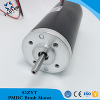 52ZYT02A 300W 11000rpm Waterproof 12V 24V 48V Dc Motor Low Noise Permanent Magnet Brush DC Electric