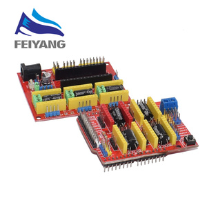 Image 1 - New CNC Shield V4 shield v3 Engraving Machine / 3D Printer / A4988 Driver Expansion Board for arduino Diy Kit