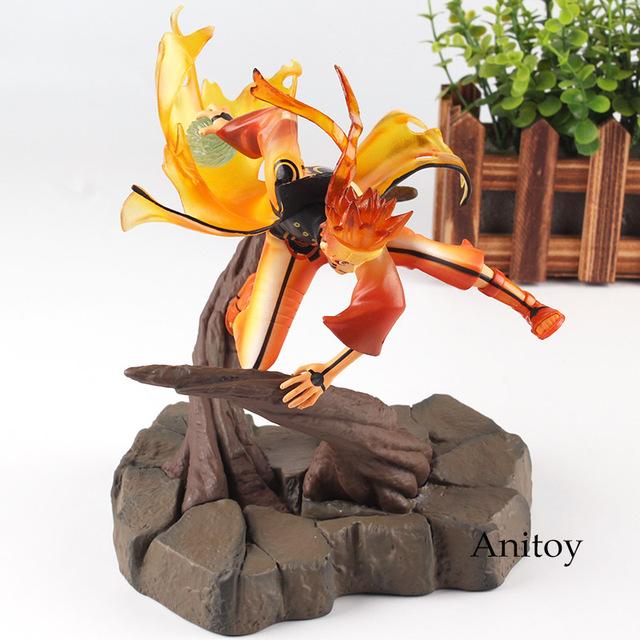 Uzumaki Naruto Action Figurewith Light 22.5cm