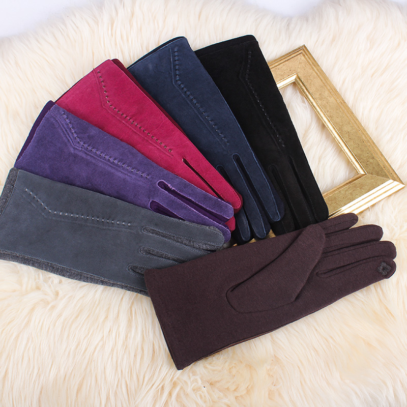 Femme Mujer Guantes Formal