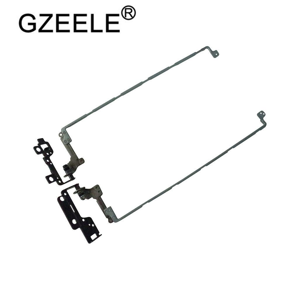 GZEELE New Laptop LCD Hinges For HP 17-AK 17-AK013DX 17-BS 17-BS019DX 17-BS057CL LCD Screen Hinges 926527-001