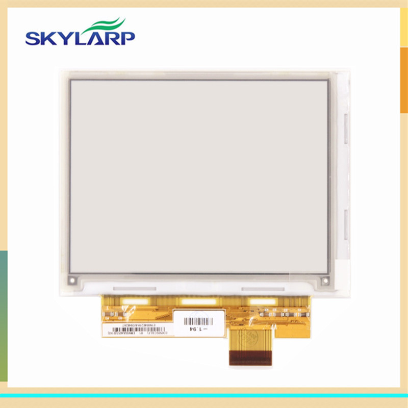 skylarpu 5 inch ebook LCD screen for ED050SC3 ED050SC3(LF) H1 E-ink E-book LCD display Screen panel new original 5 inch e ink lcd display screen for pocketbook 360 ed050sc3 lf