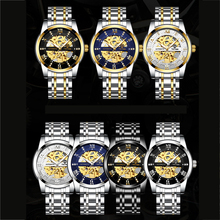 Top Tevise Automatic Waterproof High Grade Business Men's Mechanical Wa