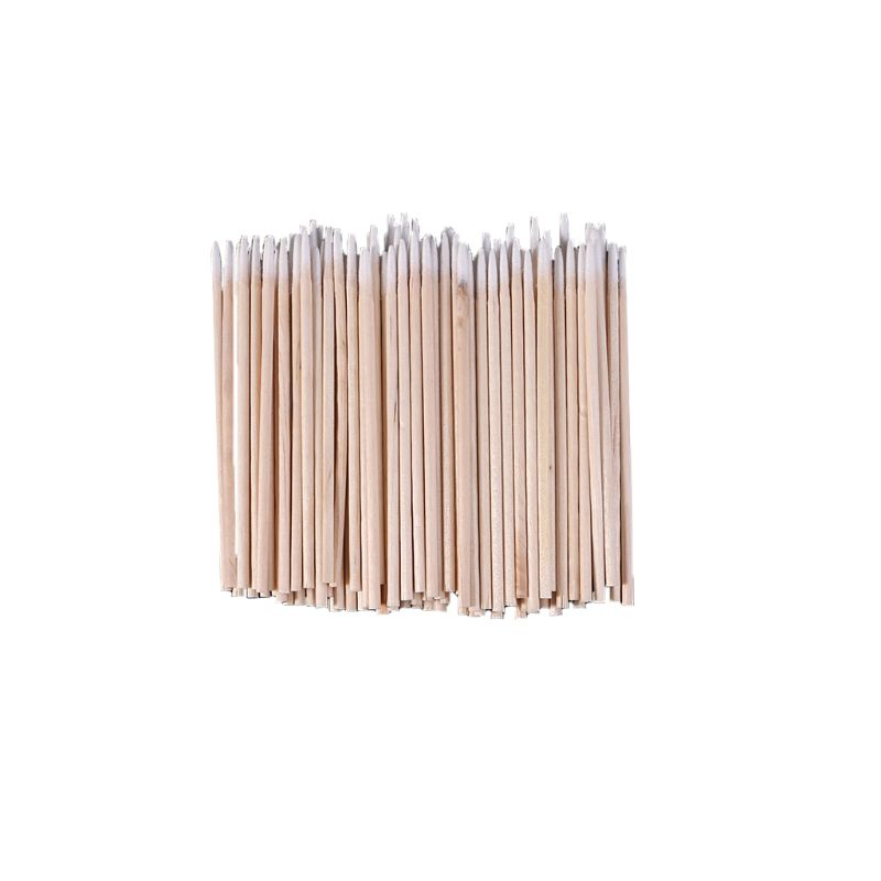 100Pcs/Pack Cotton Swabs Cleaning Tools For IPhone Samsung Huawei Charging Port Headphone Hole Cleaner Phone Repair Tools