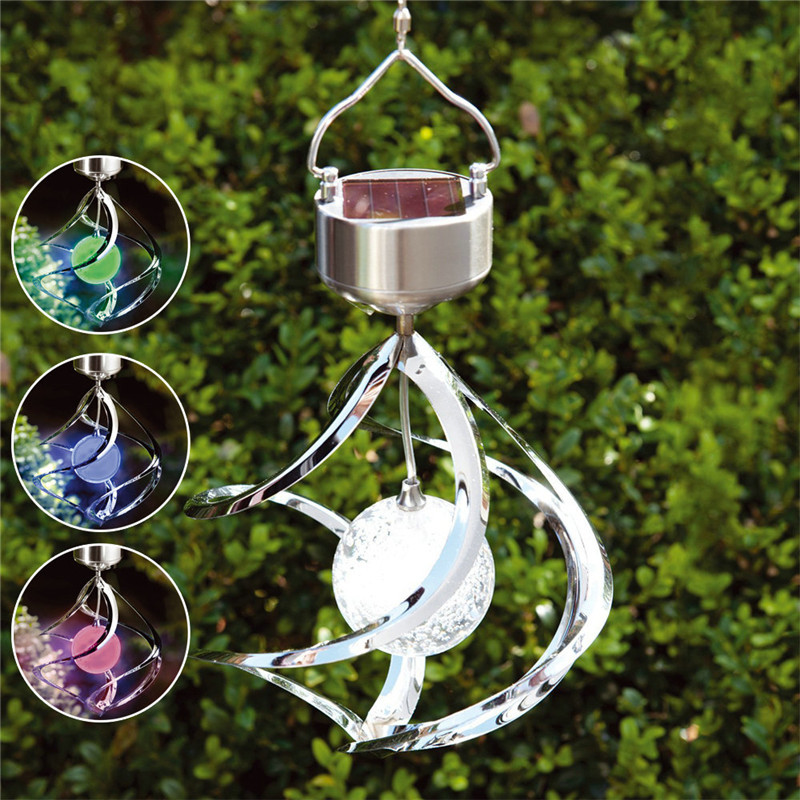 Online Buy Wholesale color changing solar garden lights from China