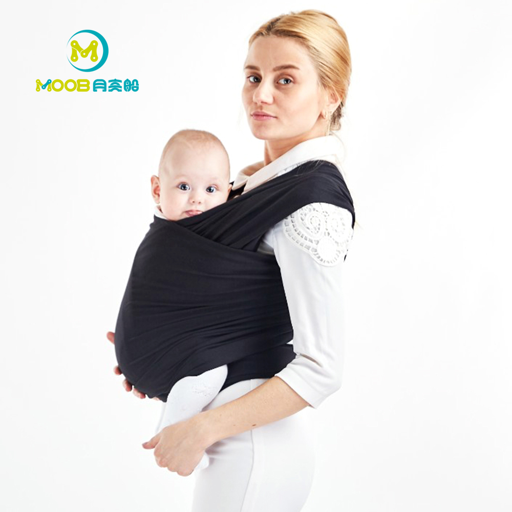 Activity & Gear Mother & Kids Baby Wrap Sling Carrier For Newborn Infant Toddler Kid Breathable Lightweight Stretch Mesh Water Sling Nice For Summer Beach Elegant And Sturdy Package