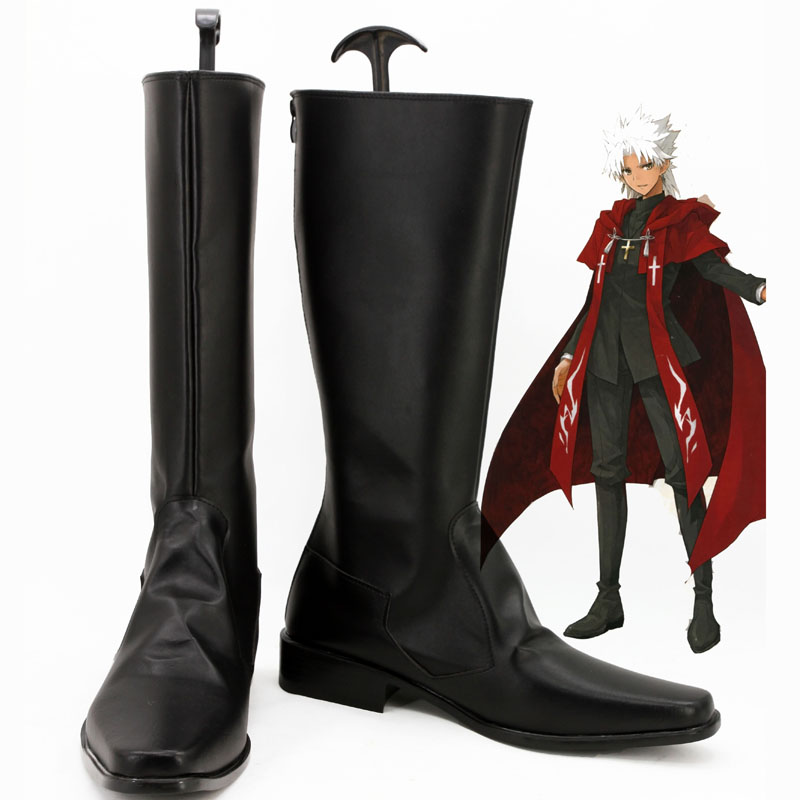 Fate Apocrypha Amakusa Shirou Tokisada Shirou Kotomine Cosplay Shoes Boots CosplayLove For Halloween Christmas Party