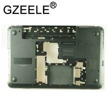 GZEELE nowa dolna pokrywa podstawy dolna obudowa dla HP dla pawilonu DV6 6000 D obudowa dolnej pokrywy obudowy 665298 001 667678 001 czarny