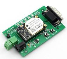 Бесплатная Доставка! USR-WIFI232-2 серийный к модулю wi-fi embedded промышленного класса прозрачная передача RS232 к WI-FI