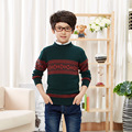 2016 Kids Baby Boys Sweaters Children Autumn Winter Spring Sweater Knitting Tops Pullover Cardigan Sweater Kids Wool Sweaters