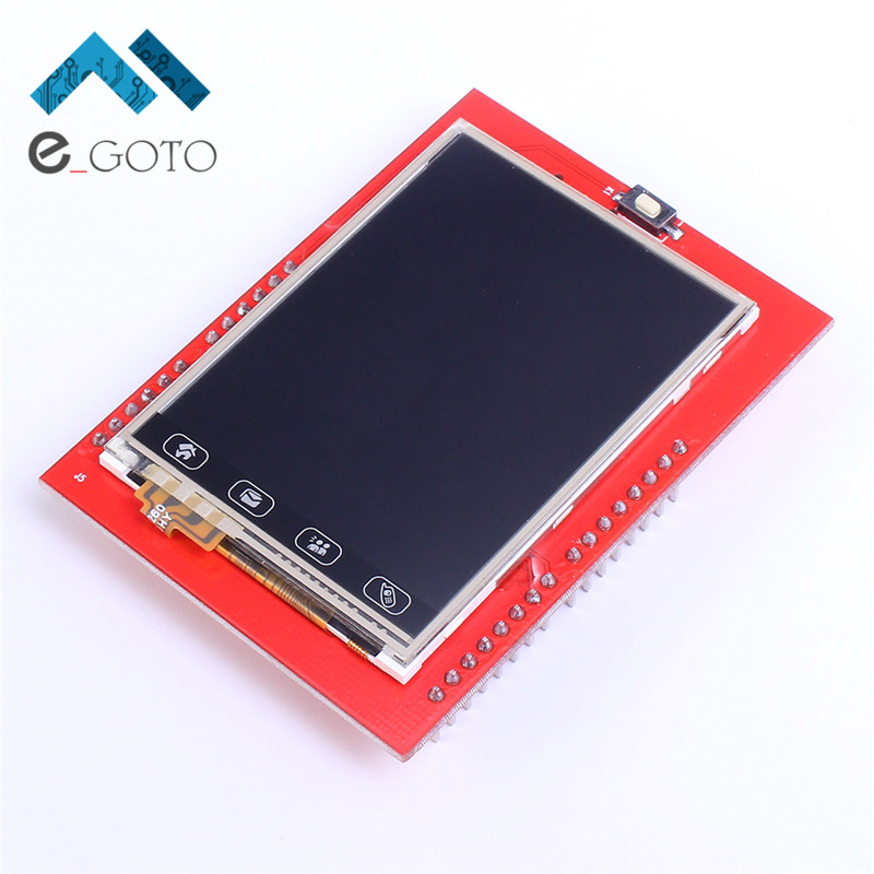 Not available now inch tft lcd touch screen shield
