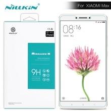 NILLKIN Amazing Nanometer H For xiaomi mi max phone Tempered Glass for mi max xiaomi premium version 9H Screen Protector Film