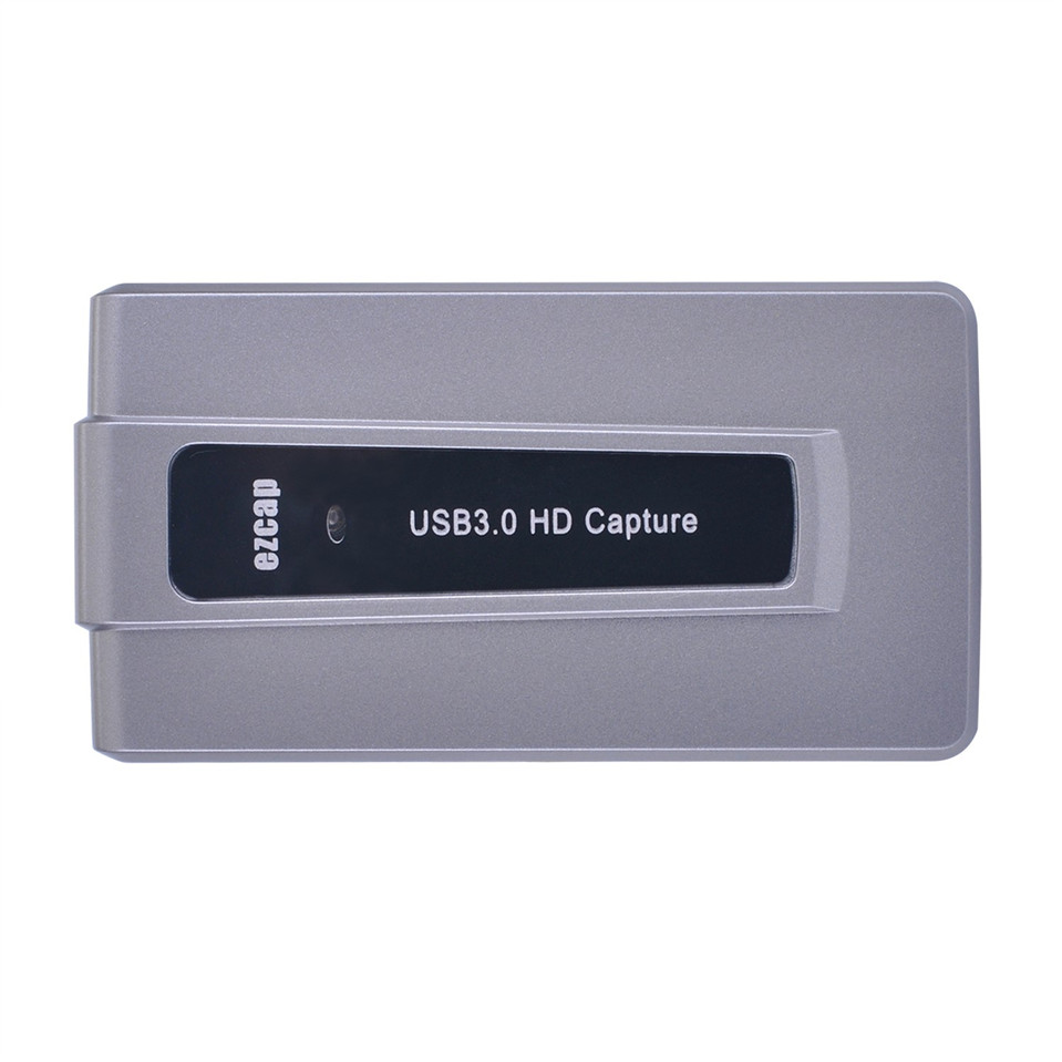 ezcap287 USB3.0 HDMI Video Capture simple and powerful to get HDMI video and audio into your computer With USB 3.0 Free Shipping dt 287