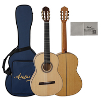 Master All Solid Spanish Cypress Flamenco guitars 100% handmade Vintage Classical Guitar with Case
