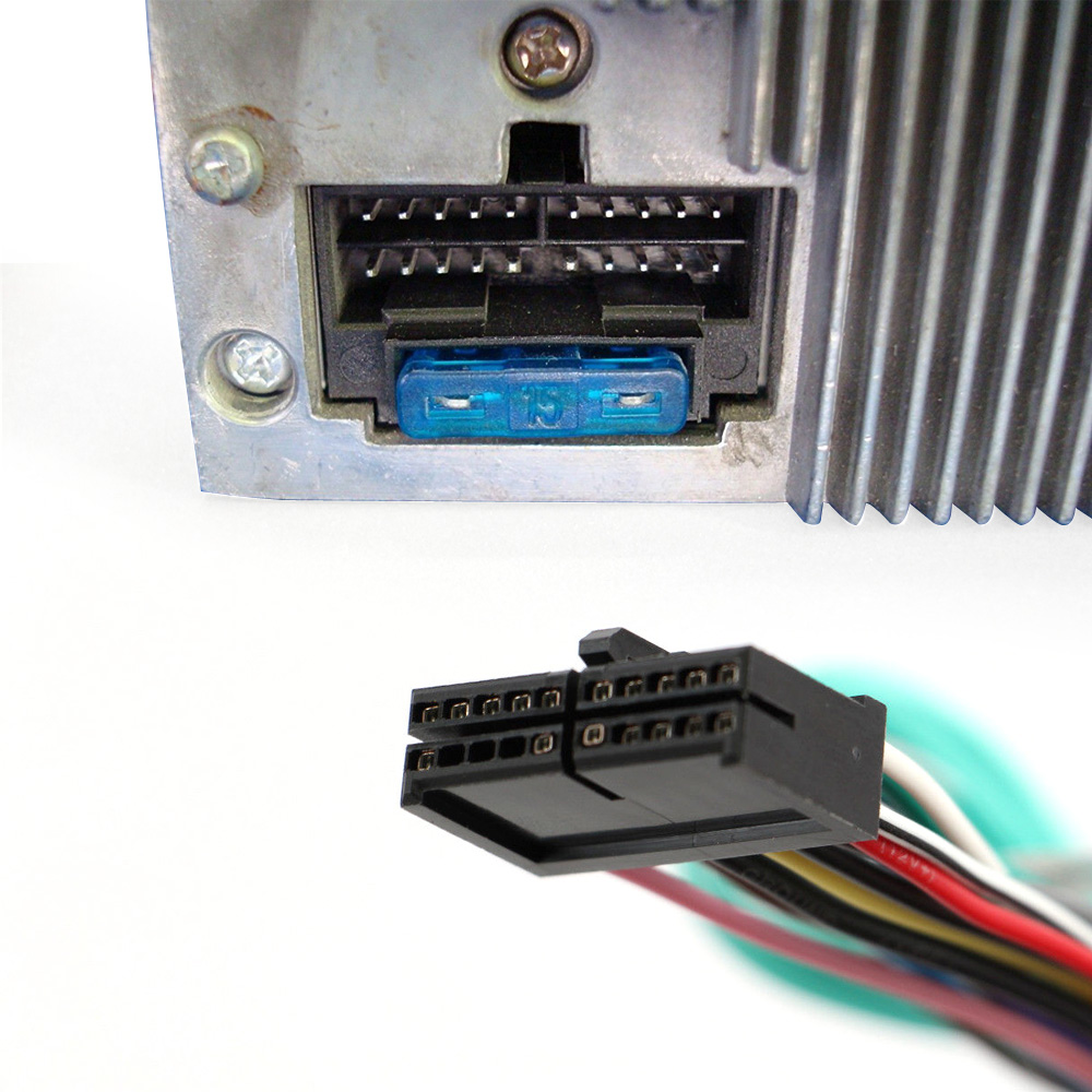 small resolution of atocoto wire harness adapter for jensen parrot car cd dvd radio rh aliexpress com
