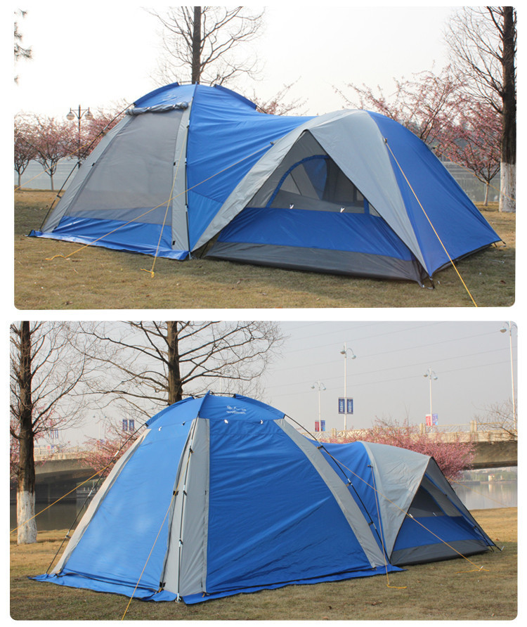 Large Camping Tent 4 person New 2014 Outdoor Equipment ...