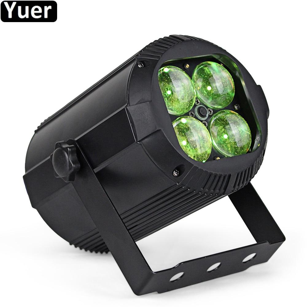 Nieuwe Zoom Par Licht 40W RGBW COB 4IN1 LED Podium Par Licht DMX512 Wassen Effect Voor Bar KTV Party bruiloft DJ Disco Par Licht