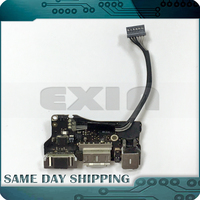 Genuine A1466 I O USB Power Audio Board DC Jack For Apple MacBook Air 13 A1466