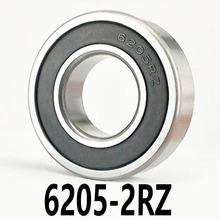 Motor-Bearings 6205-2RZ High-Speed 1pcs/Lot 25--52--15mm Low-Noise Precision