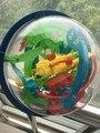 Estereoscópica 3D bola laberinto Juego de cubos Mágicos bola inteligencia Rompecabezas juguetes educativos