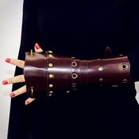 Gear Duke Steampunk Cosplay Multi Variable Armband Bracelet Halloween COS Ball Party Performance Props For Men And Women