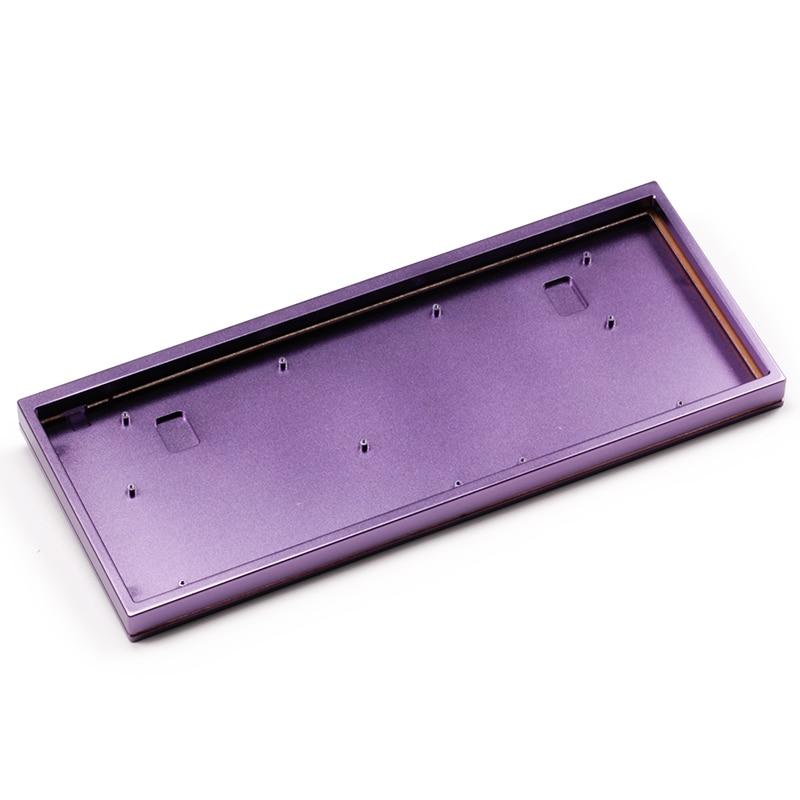 KBDfans KBD75 aluminum case for custom 75 layout mechanical keyboard