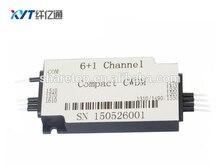 Mini optic ccwdm modul 6 4-kanal kompakt cwdm 1490nm einfügedämpfung weniger als db manufaktur individuelle