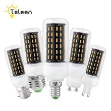 11.11 Big Sale +Cheap+ 96/138 led e14 e27 gu10 g9 b22 30w 35w 4014 smd cover corn light lamp bulb 220v