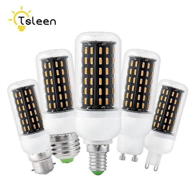 Cheap Lampe E27 35w Cheap Corn Light 96 138 Led E14 Gu10 G9 B22 30w