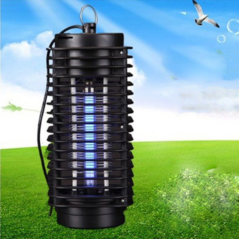 2018 New Summer Electronic Mosquito Killer Lamp Insect Bug Fly Stinger Pest Control Home Indoor Outdoor Mosquito Repellent