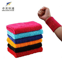 Multi-color Sports Wrist Support Safety Fitness Running Basketball Wristband Brace Bandage Gym Wraps Men Women
