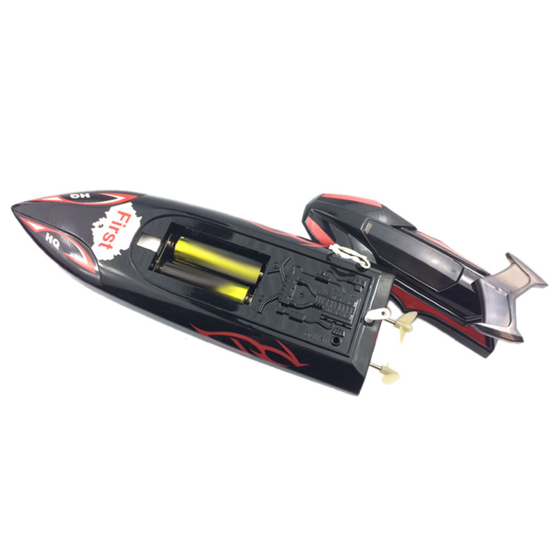 Remote Control Speedboat 25Km H 27Mhz Super Speed Boat Rc Speed Boat Electric Remote Control Toy Summer Water Toy Children 39 S T in RC Submarine from Toys amp Hobbies