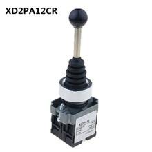 XD2PA12CR 2 ラッチ維持ウォブルスティックジョイスティックスイッチ