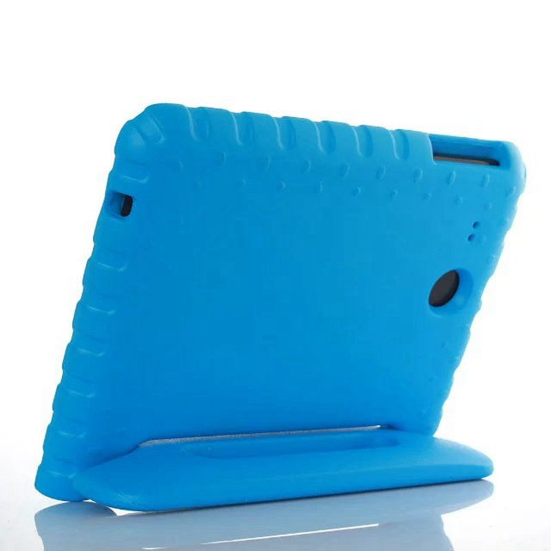 uk availability 699bb 62ac9 For Samsung Galaxy Tab E 9.6 Case T560 Shockproof EVA Foam Protective Cover  For Samsung Tab E 9.6 SM-T560 Cute Kids TV Stand