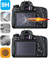 2-Pack Deerekin 9H 2.5D Tempered Glass LCD Screen Protector For Nikon D5200