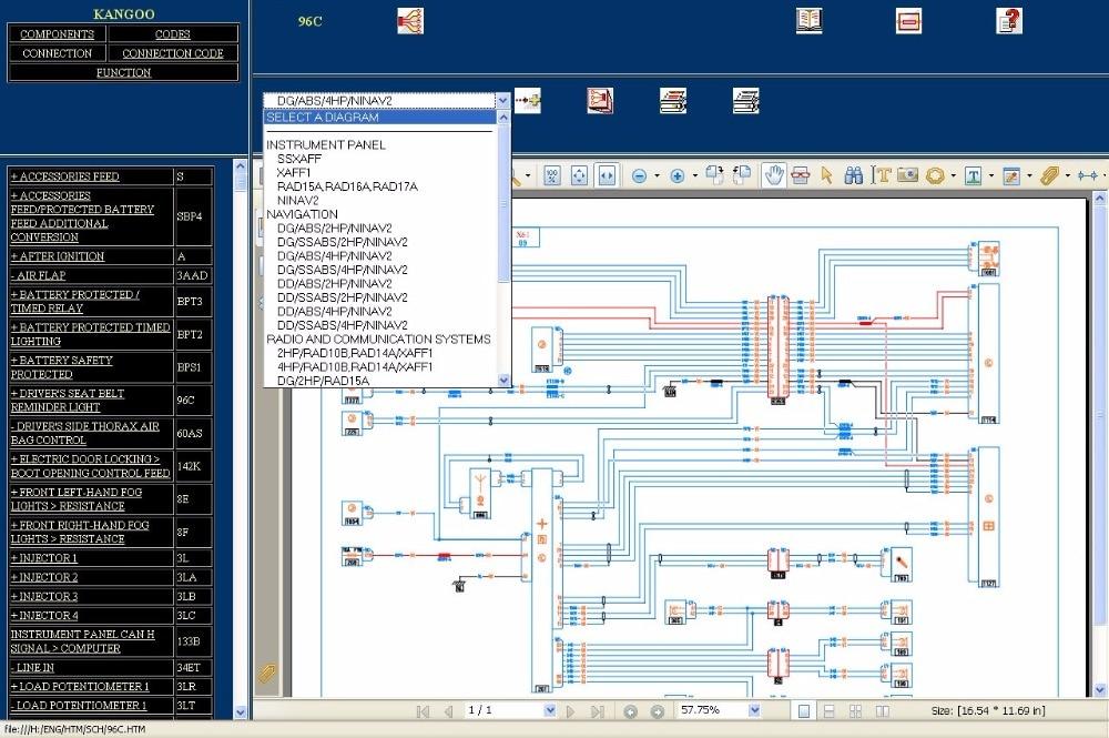 renault visu wiring diagram wiring diagram services u2022 rh openairpublishing com DirecTV to DVD Diagram VCR Wiring-Diagram