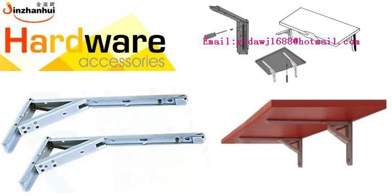 Furniture hardware tripod support frame