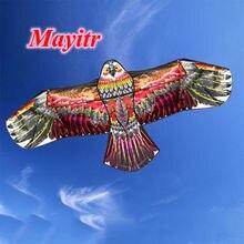 Семейные прогулки на открытом воздухе веселые спортивные 1,1 м Летающий орел воздушный змей для детской игрушки подарок новинка воздушный змей в виде животного Летающий высокое качество