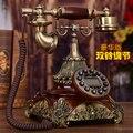 Moda para el hogar moda teléfono antiguo calidad de american vintage teléfono pasado de moda