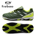 TIEBAO Professional Soccer Cleats Botas De Futbol Football Kids TF Turf Soles Soccer Boots Training Sneakers Scarpe Da Calcio