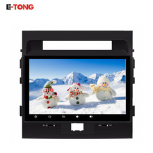Quad Core Android 4.4 10.1 Inch Touch Screen Car DVD GPS PC For Toyota Landcruiser 200 Support Steering Wheel Car Camera OBD2 3G