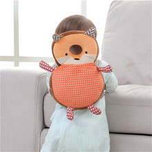 Baby Head Protecting Pillow Pad Toddler Headrest Pillow Cute Baby Neck Wings Nursing Drop Resistance Cushion Baby Toy Pillow