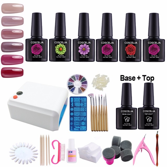 Nail Polish And Dryer Kit - Creative Touch