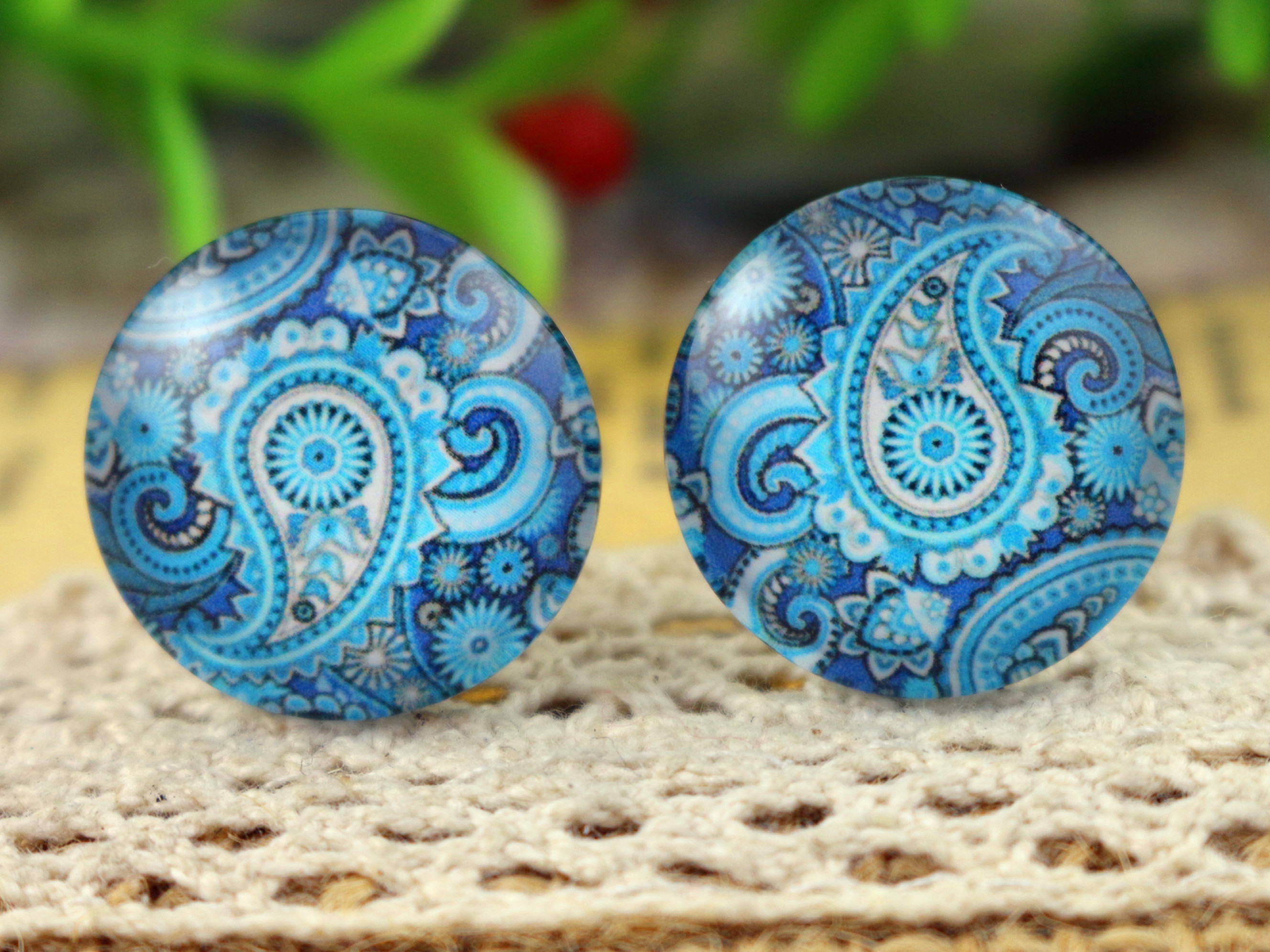 10pcs 20mm Handmade Photo Glass Cabochons  (H2-01)10pcs 20mm Handmade Photo Glass Cabochons  (H2-01)