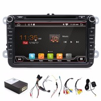 Car Multimedia VW GOLF CAR DVD For PASSAT B6 B5 JETTA POLO CC TIGUAN OCTAVIA CAR